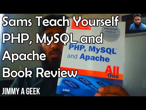 Sams Teach Yourself PHP, MySQL And Apache Book Review