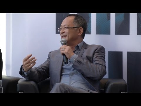 JOHNNIE TO  In Conversation With...  Asian Film Summit  Festival 2013