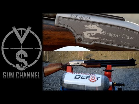 .50 Cal Airgun Sam Yang Dragon Claw