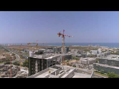 הרצליה HILLS | התקדמות הבניה