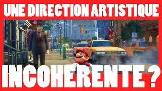 Super Mario Odyssey est-il incohérent ?
