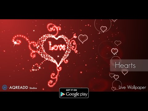 Hearts live wallpaper for For PC Windows and MAC - Free Download