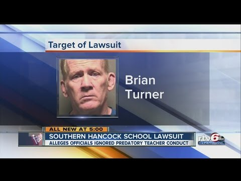 Bryan Turner 2010 molestation case: Lawsuit claims school officials ignored predatory teacher