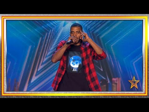 He's Been Depressed And In Prison But Now He Shines! | Auditions 4 | Spain's Got Talent 2019