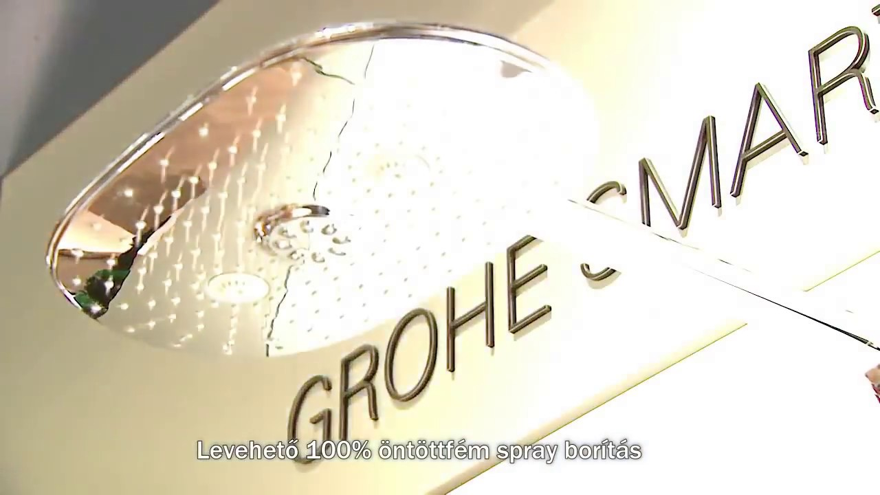 a new dimension of showering from grohe rainshower youtube