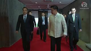 ASEAN 2017: Arrival of ASEAN Leaders for APT Summit