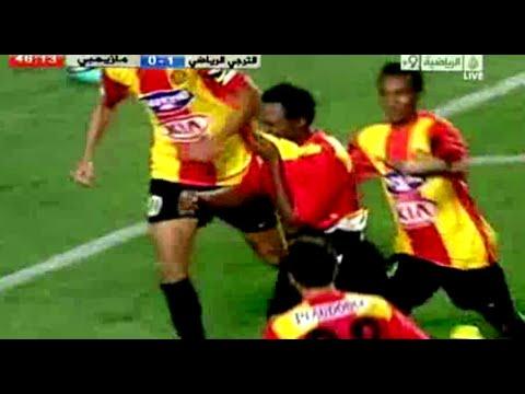 Match Complet Espérance Sportive de Tunis 3-0 TP Mazembe (RD Congo) 28-08-2010