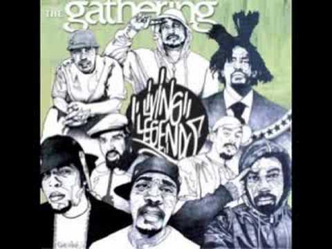 living legends- the gathering