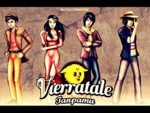 Vierratale - Tanpamu LIRIK ( Official )