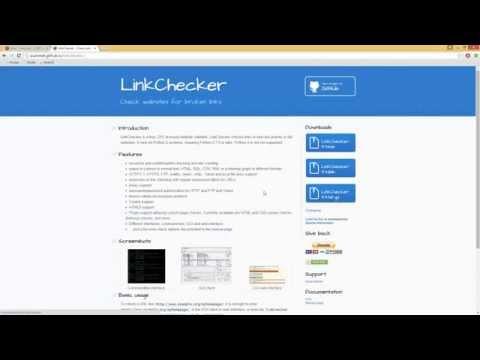 Data Analysis Example - Broken Link Checking (2 of 5)