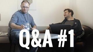 Picking Technique, Phrasing, Practice Regimen - Q&A #1 (with Tom Quayle)