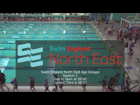 Swim North East Regional Age Group Championships 2018