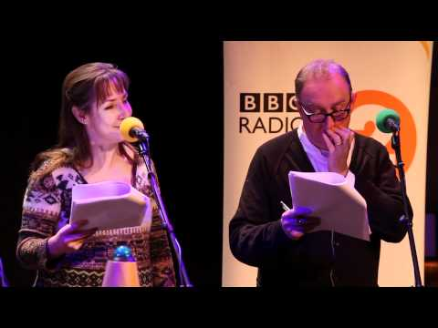 Jason Byrne's sitcom  one of the cast lose the plot! BBC Radio 2