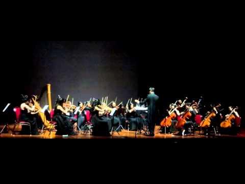 Rasa Sayange Arr. Addie MS by String Orchestra of Surabaya