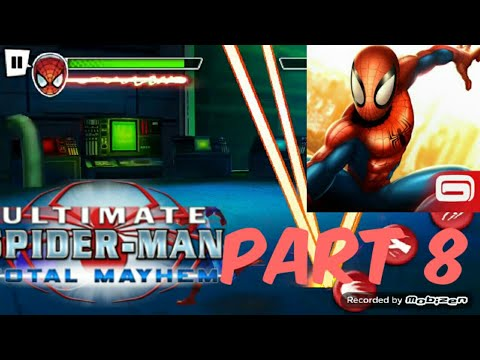 Spider-Man Total Mayhem Andriod/IOS GAMEPLAY PART 8 |Adobo Kid