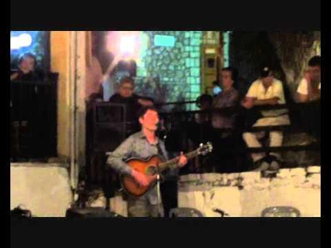 Tom Rogers - The One - Sitaria - Panegyri - Ioannina - Greece - 17 Aug 2011