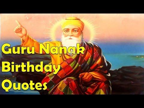 guru nanak birthday quotes happy gurupurab sms whatsapp video