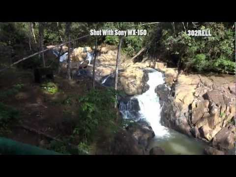 Panama Mountains Outdoor HD Video Test Sony WX-150 WX150 Cyber Shot Camera 1080p 18 mega pixels