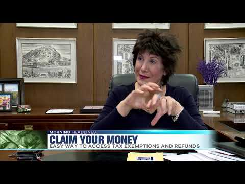 Cook County Treasurer Helping People Claim Cash