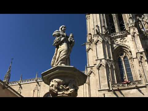 Visiting Burgos, Spain