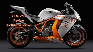 KTM RC8 Review Master