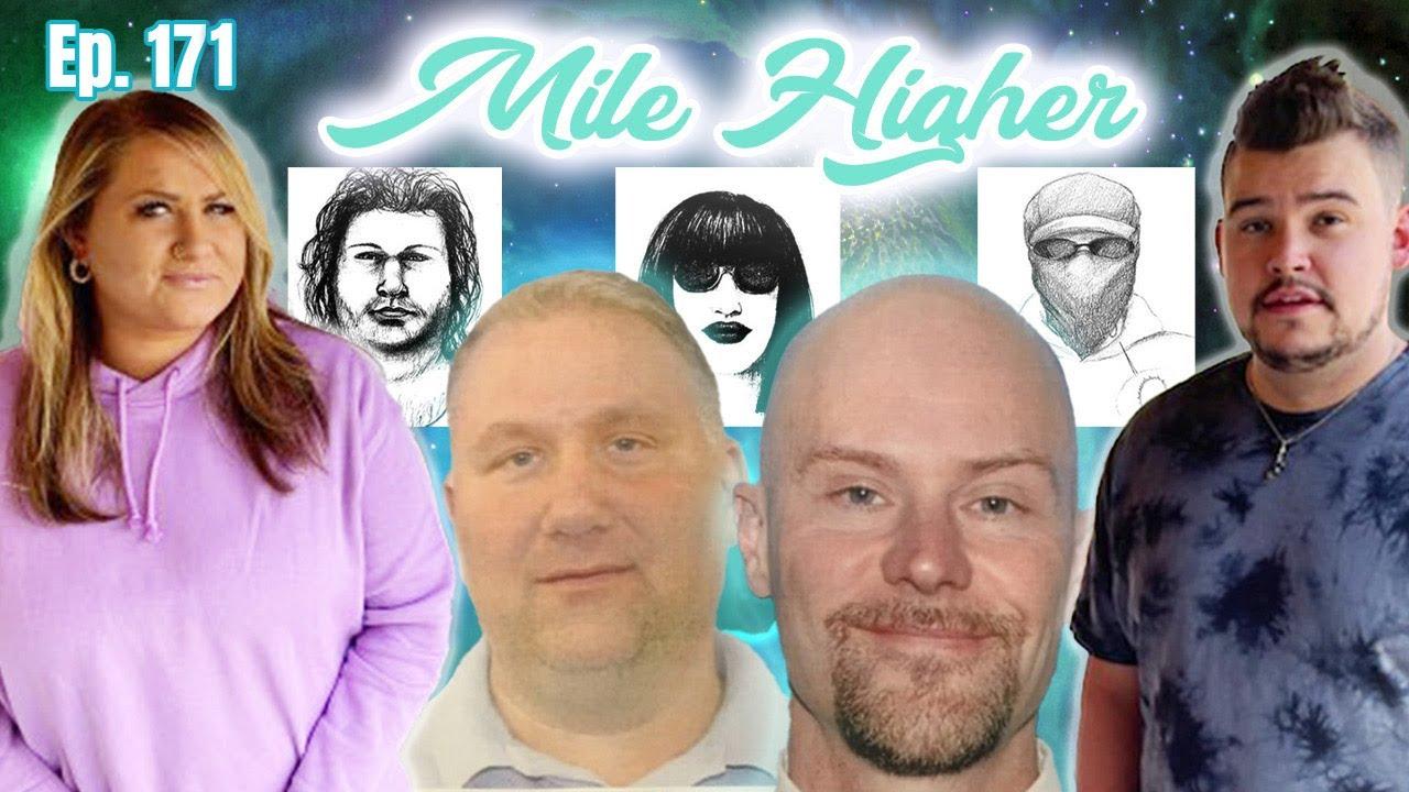 The Brazen Bank Robbing Duo Brian Witham & Michael Benanti - Podcast #171