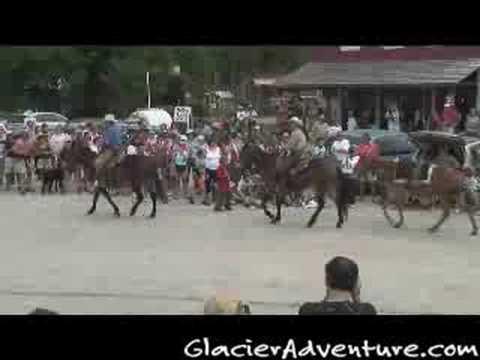 4th of July Celebration - Polebridge Montana