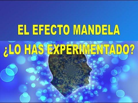 EL EFECTO MANDELA ¿ LO HAS EXPERIMENTADO?