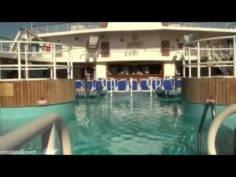 P&O Adonia Ship Tour | Cruise Direct