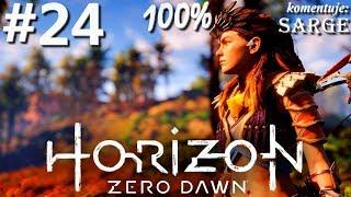 Zagrajmy w Horizon Zero Dawn (100%) odc. 24 - Polowanie na kłapaki