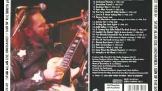 David Allan Coe - Snowblind Friend