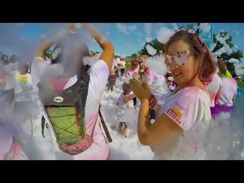 2017 The Color Run - Montreal