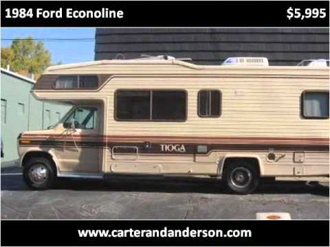 Used Cars Louisville Ky >> 1984 Ford Econoline Used Cars Louisville KY - YouTube