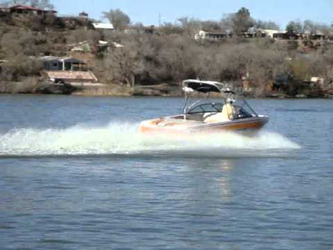 2007 Moomba Mobius LSV Lake Test ONLY 135 Hours