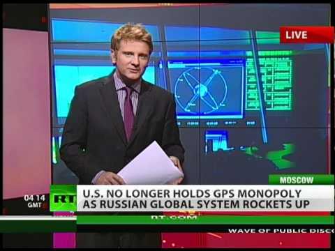 GPS Monopoly Challenge: Russian GLONASS rockets up