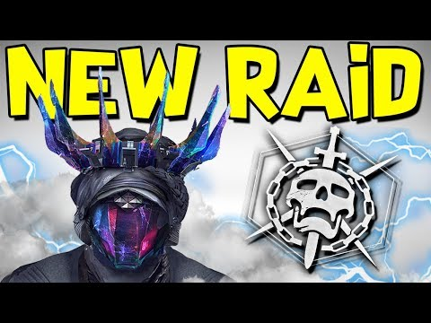 Destiny 2: GLITCH INTO NEW LEVIATHAN RAID LAIR EARLY!