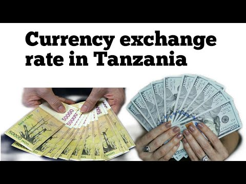 Exchange Rate In Tanzania |tanzania Currency To Inr | Tanzania Currency To Usd