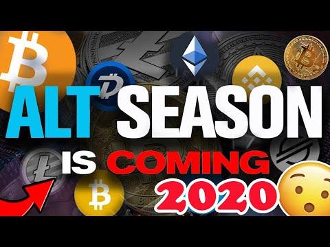 ALTCOIN SEASON | Altcoin BULL RUN 2020 [Bitcoin News]