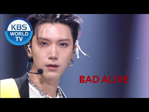WayV(威神V,웨이비) - Bad Alive (English Ver.)