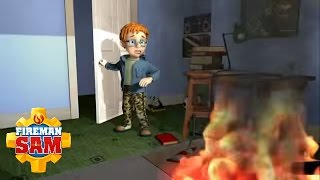 Fireman Sam Official: Norman's Sticky Situation