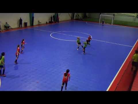 Futsal 2007 Cyclones 2 vs. Illinois Premiere