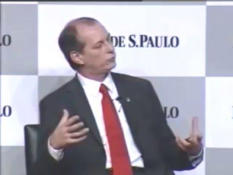 Ciro Gomes na Folha de São Paulo (2009) - Completo