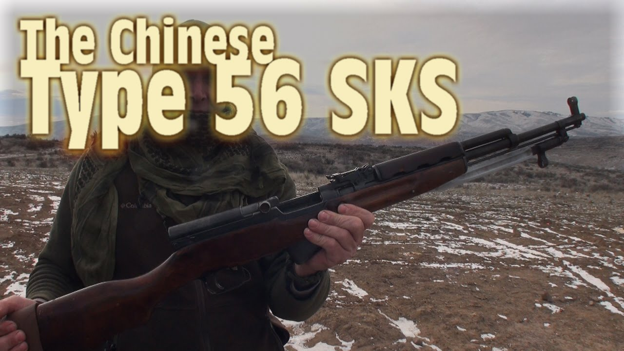 Chinese Type 56 SKS Rifle - 7 62x39