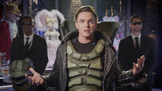 Download Lagu Jesse McCartney - The Masked Singer Interview MP3