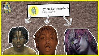 350억을 거절한 23살 힙합뮤비 장인, Lyrical Lemonade