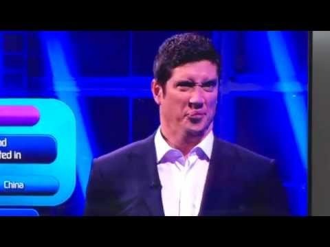 Hilarious Reaction Vernon Kay 1000 Heartbeats
