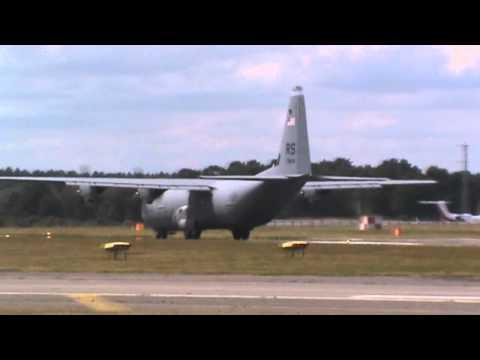 Farnborough Air Show 2010: C130J