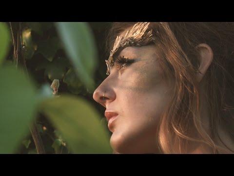 Creation is Bliss - A Golden Fairy Makeup Transformation
