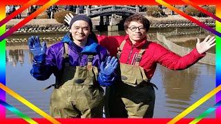 俳優の池松壮亮が、テレビ東京系番組『緊急SOS! 池の水ぜんぶ抜く大作戦...