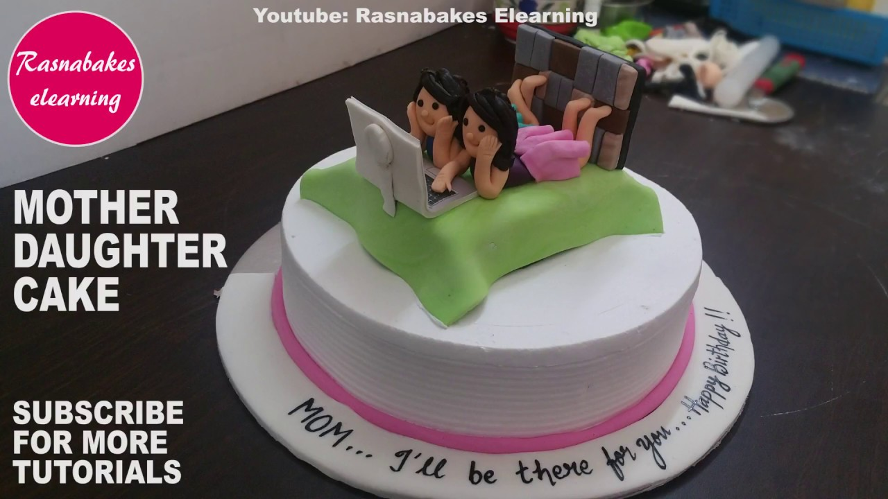 Happy Birthday Mommom Birthdaybirthday Cake Youtube